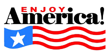 Enjoy America! Logo